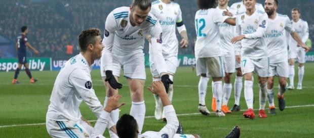 El Real Madrid ofrece un jugador al PSG
