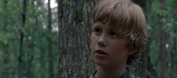 Could the Kingdom's Henry be the next Carl Grimes? [Image via AMC/The Walking Dead Updates HD Youtube screencap]