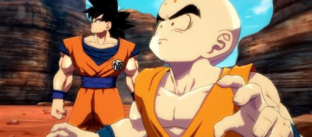 Krillin - Absolute MONSTER – DRAGON BALL FIGHTERZ - DBFZ - dbfgame.net