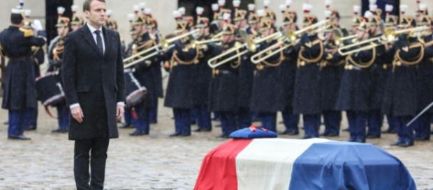 La France rend hommage au colonel Beltrame, symbole de l'«esprit ... - liberation.fr
