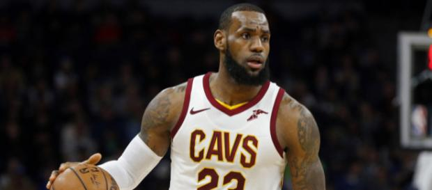LeBron James maintains his level of fitness - (Image: YouTube/Cavs)