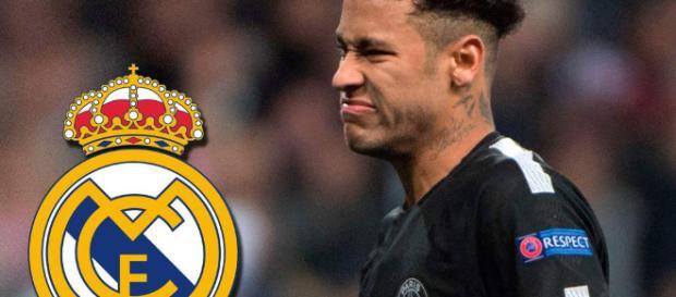 Neymar responde sobre el rumor de su llegada al Madrid