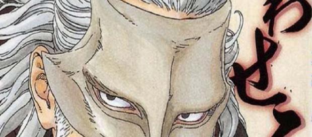 Por el momento, no se puede decir cómo se puede vincular a Koji con Jiraiya