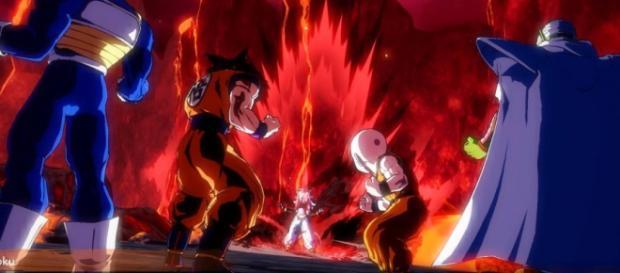 Review | Dragon Ball FighterZ, un juego para todos - latercera.com
