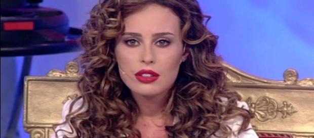Sara Affi Fella in trasmissione