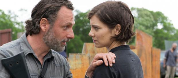 The Walking Dead es una serie creada y producida por Robert Kirkman y Frank Darabont, basada en el cómic homónimo de Robert Kirkman