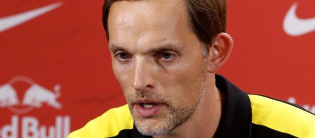 Thomas Tuchel, ancien entraineur du Borussia Dortmund