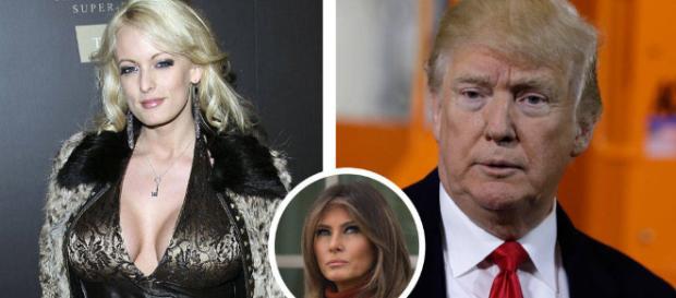 Trump y el soborno a Stormy Daniels, actriz porno - semana.com