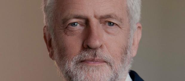 Under siege Labour leader Jeremy Corbyn - Facebook
