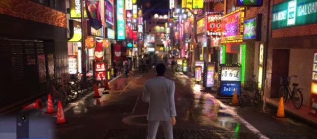 Yakuza 6 PS4 Gameplay - Image credit | Playstation Access | YouTube