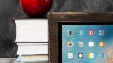 Apple revela un nuevo iPad centrado en la educación