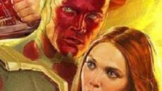 'Avengers: Infinity War': visión y bruja escarlata orden negra revelada