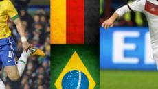 Brasil buscará revancha con una súper alineación ante la selección Alemana