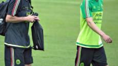 Osorio: Hirving Lozano de México se retrasa por falta de control emocional