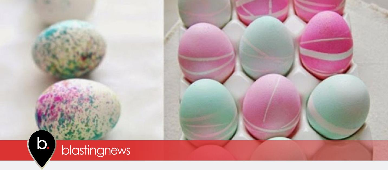 5 ideas para colorear los huevos de Pascua