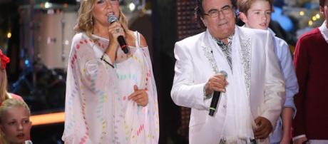 Al Bano e Romina Power insieme sul palco di Sanremo dopo 24 anni