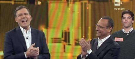 Ascolti tv 26 marzo: addio Fabrizio Frizzi