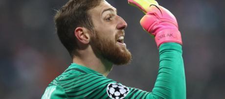 Atlético: Oblak podría jugar en la Premier League