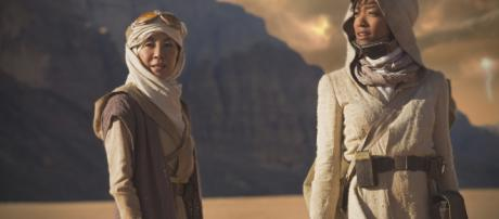 La segunda temporada de Star Trek intenta explorar la espiritualidad