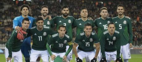 La Selección Mexicana utilizaría un cuadro con muchas sorpresas esta noche.