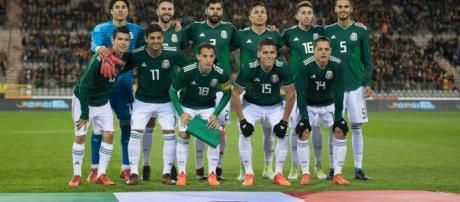 Las alineaciones mas probables en el gran amistoso entre México vs Croacia.