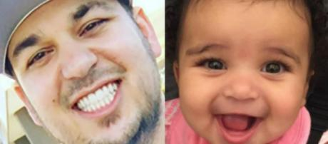 Rob Kardashian Shares Adorable New Pic of His Daughter Dream After ... - etonline.com