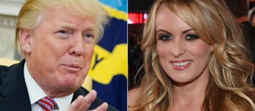 Actriz porno Stormy Daniels demanda a Trump para anular acuerdo ... - laprensa.hn