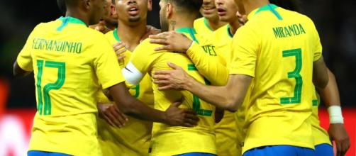Brasil se desquita de Alemania
