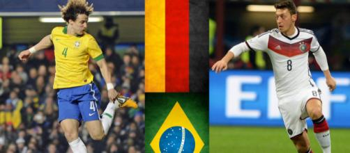 Brasil sin Neymar buscará la revancha ente los alemanes.