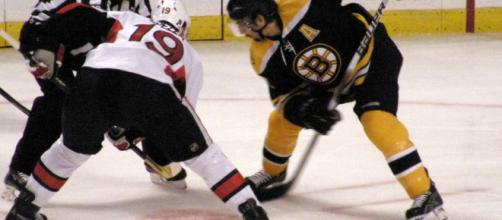 Bruins face Senators in 2009 -- Dan4th Nicholas/Flickr