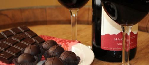 Chocolate y el vino pueden reducir el envejecimiento cerebral casi con total seguridad