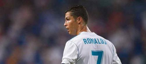 Cristiano Ronaldo antecipa o perigo