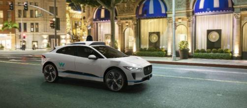 El nuevo crossover eléctrico I-Pace de Jaguar