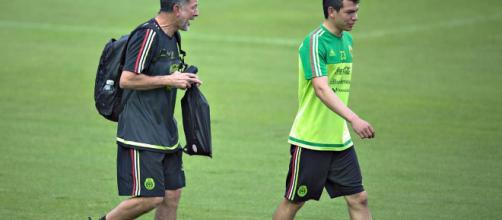 El técnico Osorio advierte del comportamiento de Hirving Lozano.