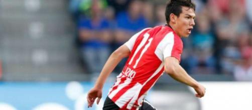 Hirving Lozano se estrena con el PSV y da un juegazo ilusionante ... - givemesport.com