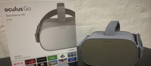 Oculos GO ofreciendo todo lo necesario para la realidad virtual en un solo dispositivo