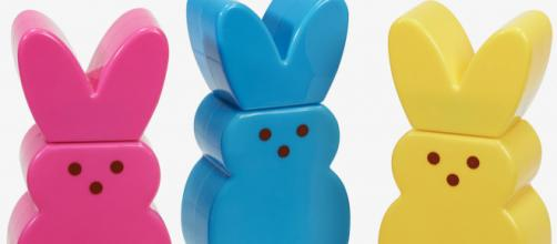 PEEPS are iconic Easter candies that are a fun addition to the Candylicious line. (Image via Little Kids Inc., used with permission.)