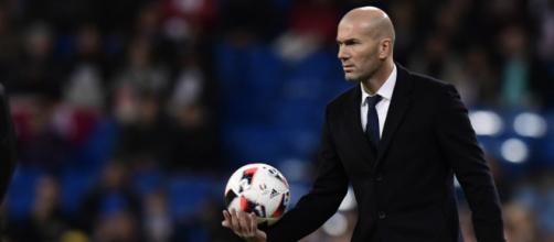 Real Madrid Coach Zinedine Zidane Believes Job Is On The Line ... - futbolpost.com