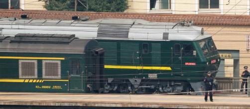 Rumores a todo tren: ¿está Kim Jong-un en Pekín?