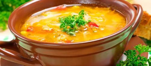 Sopa de patatas extremeña - La auténtica receta tradicional. - aceitel.com