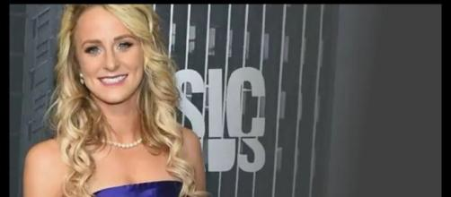 'Teen Mom 2' reality star Leah Messer. (Image from Tv News 24h / YouTube.)