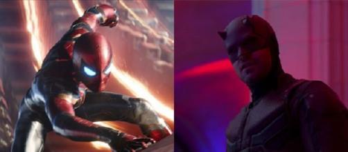 Vengadores: los escritores de Infinity comparte algunas similitudes con Tv Game.