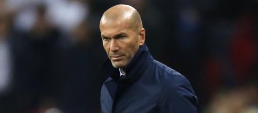 Zidane croit toujours que le Real Madrid va remporter la Liga - bfmtv.com