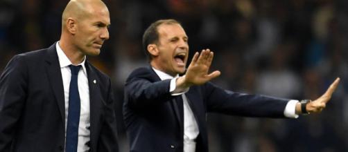 Zidane y Allegri son las opciones para entrenar un gran club