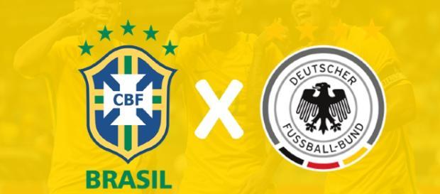 Brasil x Alemanha ao vivo nesta terça