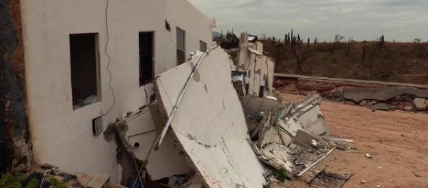 Cada vez más casas abandonadas en Juárez