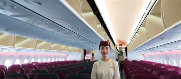 Cinco de las aerolíneas más lujosas del mundo