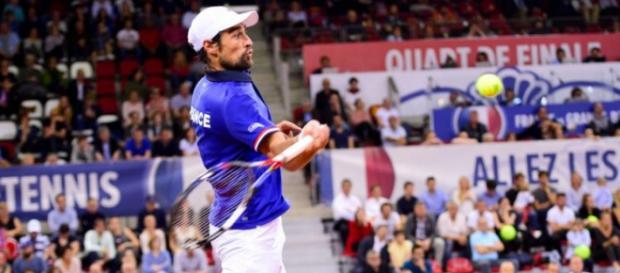 Coupe Davis - France - Grande-Bretagne : Chardy reste invaincu ... - sport365.fr