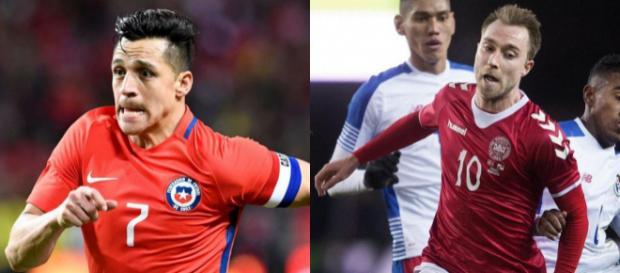 Dinamarca recibe a una selección Chilena renovada.