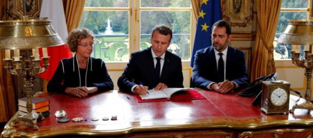 Emmanuel Macron opte (encore) pour les ordonnances